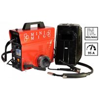Awelco - Poste à souder Mig No Gas Tecnoweld - Mini mig + Accessoires