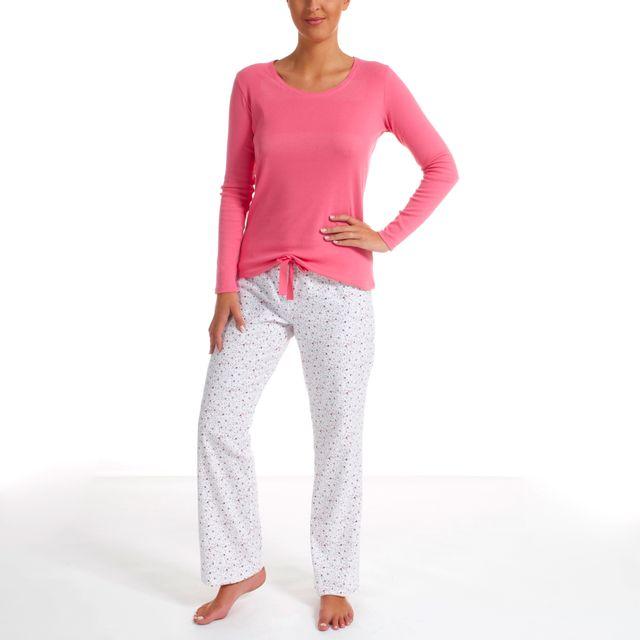 3ad58715d276b TEX - Pyjama 2 pièces en flanelle - pas cher Achat / Vente Pyjamas ...
