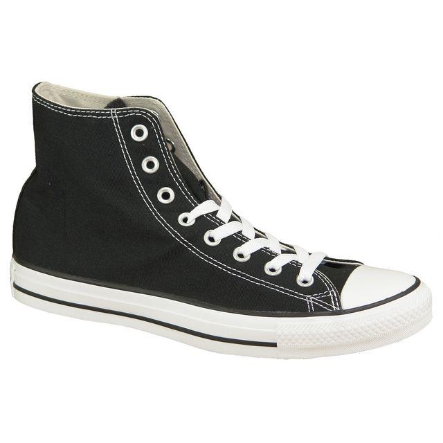 05abb45a4970d Converse - C. Taylor All Star Hi Black M9160 Noir - pas cher Achat ...