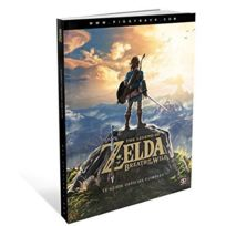 NINTENDO - Guide Officiel The Legend of Zelda : Breathe of the Wild