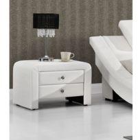 chevet achat chevet pas cher rue du commerce. Black Bedroom Furniture Sets. Home Design Ideas