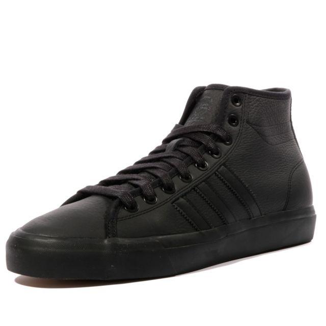 new styles da3a6 adf35 Adidas - Matchcourt High Homme Chaussures Skateboard Noir Adidas Noir 48