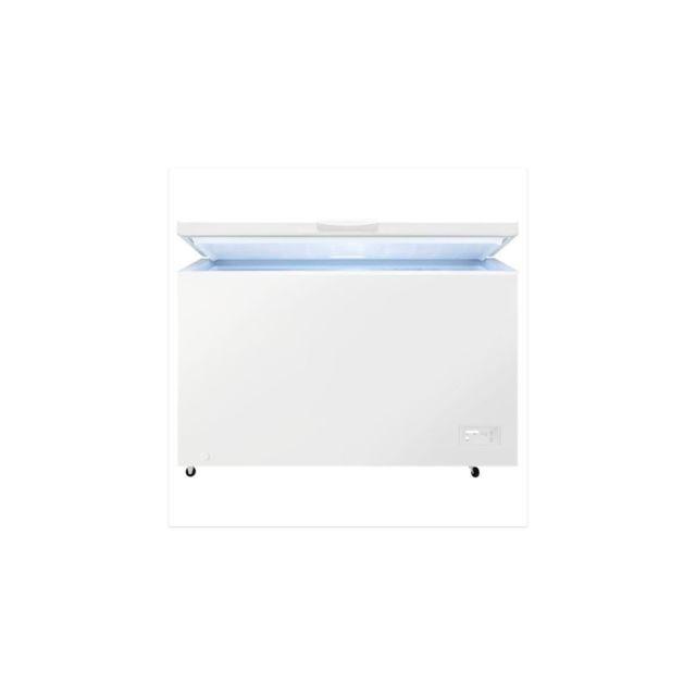 Faure Fcan38fw2 - Congelateur Coffre - 371l - Froid Statique - A+ - L130 X H84,5 Cm - Blanc