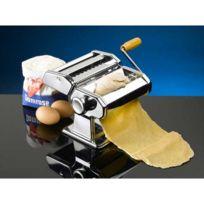 Générique - Machine à Pate - Manuelle à Manivelle - Lasagne Tagliatelle et Spaghetti - Inox