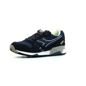 Chaussures Diadora Diadora N9000 NYL II Bleu Qhu8X