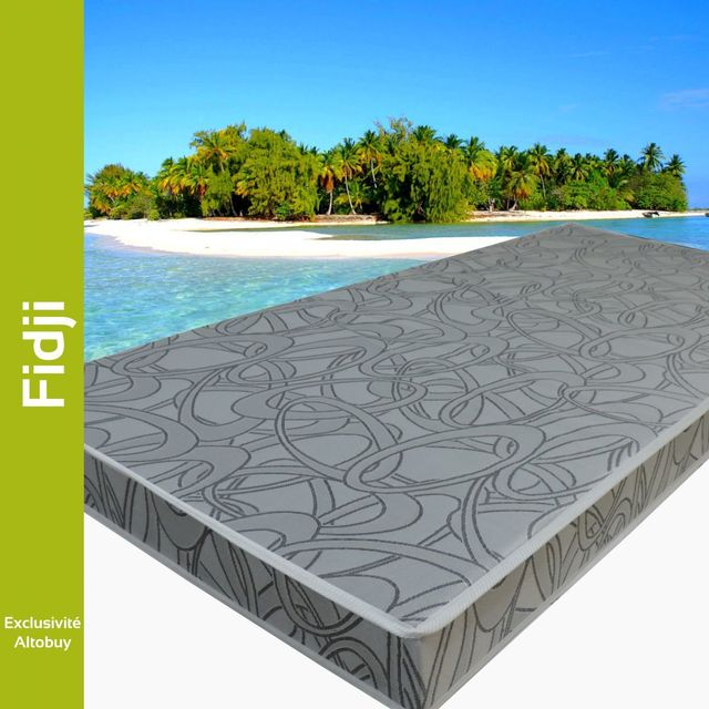 Altobuy Fidji - Matelas 140x190cm