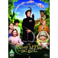 Universal Pictures Uk - Nanny Mcphee And The Big Bang IMPORT Anglais, IMPORT Dvd - Edition simple