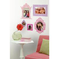 Mon Beau Tapis - Stickers Cadres Photos Géants Roommates Repositionnables 12 stickers-jusqu'à 42 cm