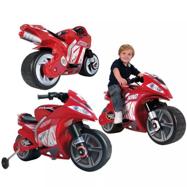 Injusa Motocyclette Wind 6 V 646