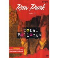 Night & Day - Raw Punk Vol. 3 : Total Bollocks - Dvd - Edition simple