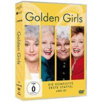 Touchstone - Golden Girls - Die Komplette Erste Staffel 4 Dvds, IMPORT Allemand, IMPORT Coffret De 4 Dvd - Edition simple
