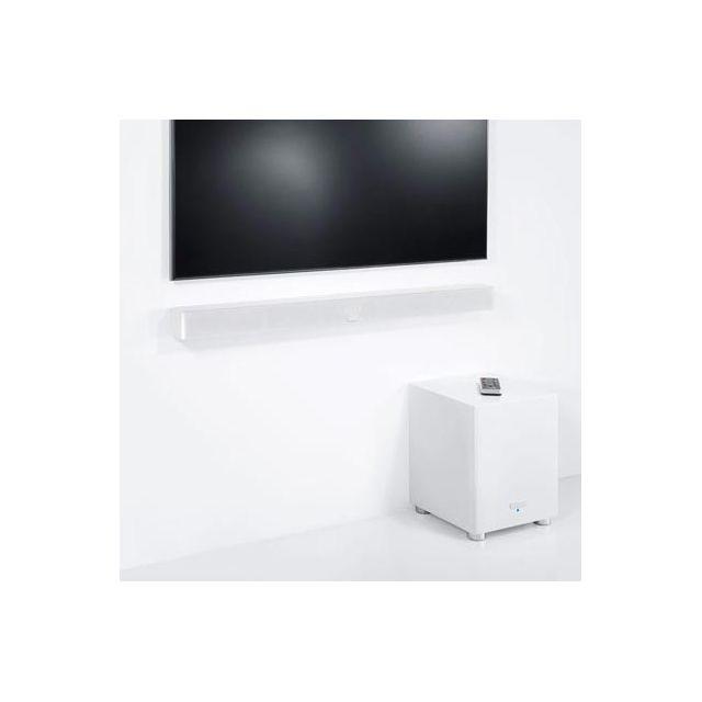 Canton Barre de son 400W DM900 Blanc
