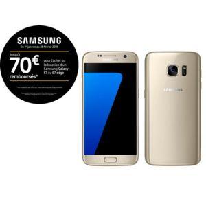 Samsung - Galaxy S7 - Or
