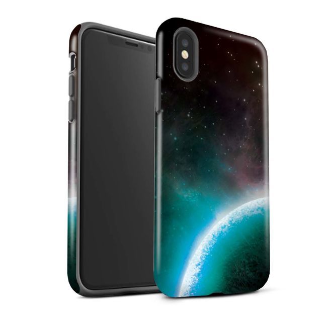 coque iphone xs max planete