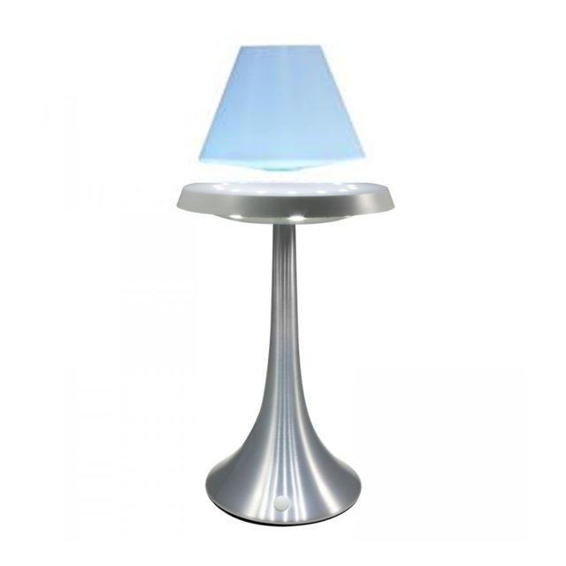althuria lampe magique anti gravit rainbow pied alu. Black Bedroom Furniture Sets. Home Design Ideas