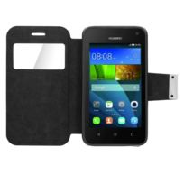 Muvit - Etui Slim Folio Blanc Huawei Y3/y360 - pas cher Achat ...