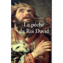 Michel De Maule - Le péché du roi David