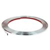 Altium - Baguette décorative chromée 7 mm x 3m - boite 101522