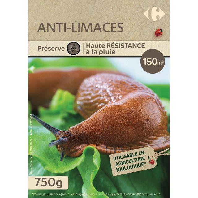 CARREFOUR Anti-limaces 750 g