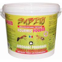Subito - anti-fourmis en poudre 5kg - fourmis poudre 5kg