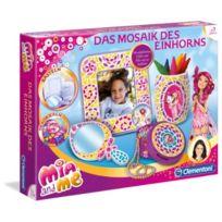 Clementoni GmbH - Mia & Me Das Mosaik Des Einhorns