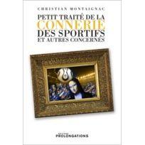 Editions l'Equipe - Petite traite de la connerie des sportifs et autres concernés