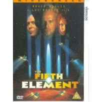 Pathe Distribution - The Fifth Element IMPORT Anglais, IMPORT Dvd - Edition simple