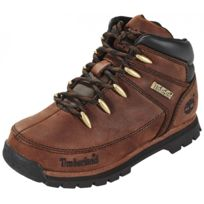 Timberland - Euro Sprint - Chaussures Enfant - marron
