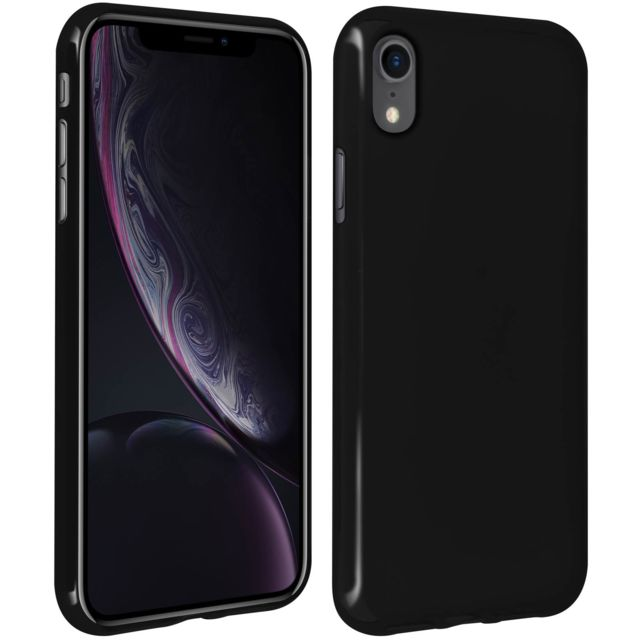 coque iphone xr silicone gel