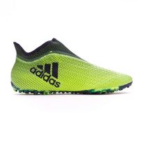 Adidas - Chaussure X Tango 17+ Purespeed Turf Solar yellow-Legend ink Taille 46