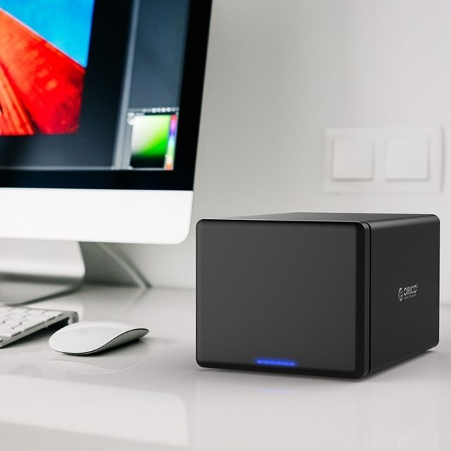 wewoo bo tier disque dur pour sata 3 5 pouces protocole uasp de support ns500 c3 5 baies usb. Black Bedroom Furniture Sets. Home Design Ideas
