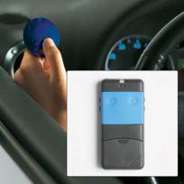 CARDIN - Télécommande portail -S435-TX2-Bleu