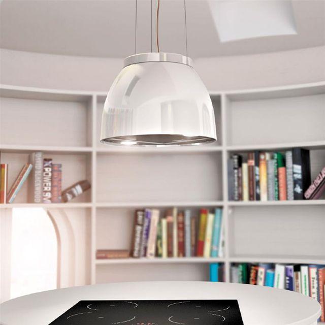 airforce hotte cuisine suspendue blanc luna 45 cm achat hotte ilot. Black Bedroom Furniture Sets. Home Design Ideas