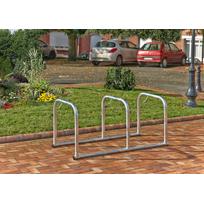 Mottez - Support 8 vélos en ligne. B882C4