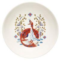 Littala - Assiette creuse iittala Taika Ø 22 cm- Blanc Ø 22 cm