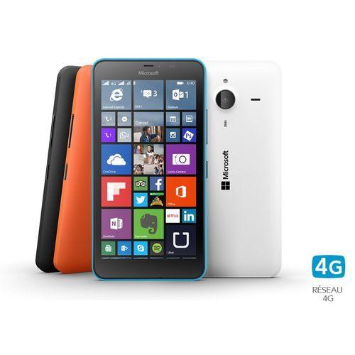 MICROSOFT Lumia 640 XL orange double Sim