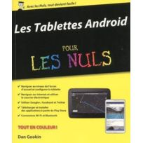 First Interactive - Les tablettes android pour les nuls
