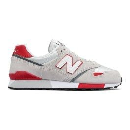 New 446 Rouge Pas Running Cher 90s Balance Chaussures Gris U r1wng7rqa