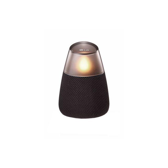 LG Bluetooth-Autonomie 8h-multipairing-Mood Lighting