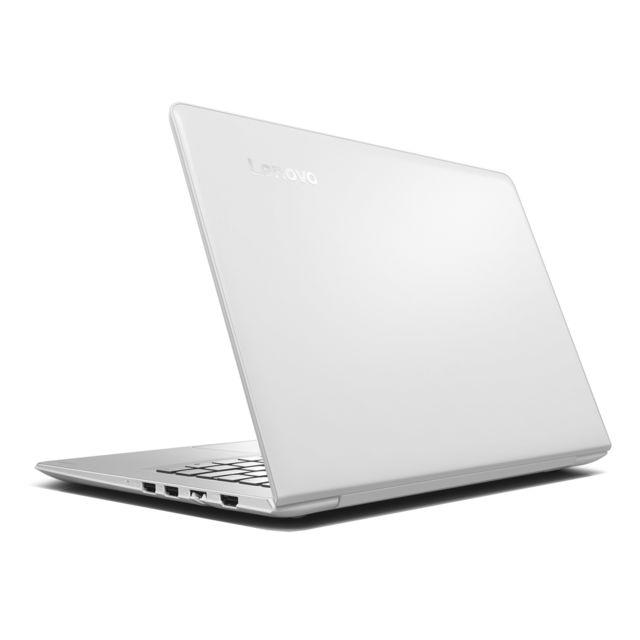 LENOVO - IdeaPad 510S-13IKB - Blanc