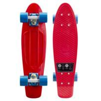 Penny - Skateboard pack complet plastique 22 Red