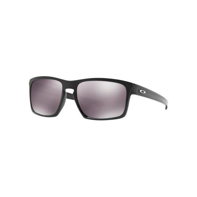 0b2986b287f546 Oakley - Lunettes Sliver Lifestyle Prizm Refresh noir avec verres Prizm  Black miroir - pas cher Achat   Vente Lunettes - RueDuCommerce