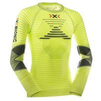 X-bionic - Running Effektor - Sous-vêtement de sport Homme - L/S vert
