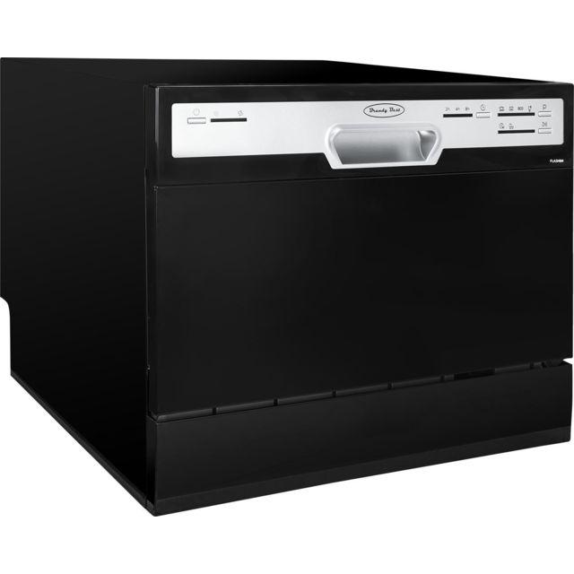 brandybest brandy best flash6n lave vaisselle compact 6. Black Bedroom Furniture Sets. Home Design Ideas