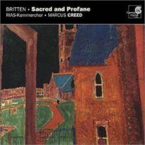 Harmonia Mundi - Britten - Sacred And Profane