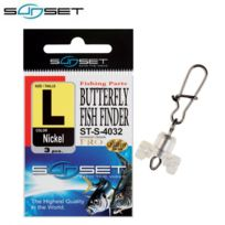 Sunset - Coulisseau Butterfly Fish Finder St-s-4032