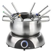 Clatronic - Appareil à fondue pour Fd 3516 inox 1400W