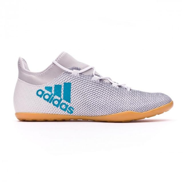 Adidas X Tango 17.3 Indoor Grise Solde Nouvelle Chaussure