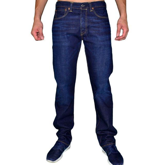 Homme 501 Jean Prenium Original Jeans Wool Levis Levi's Hq1wExF