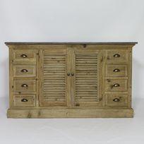 Meuble salle de bain bois achat meuble salle de bain for Rue du commerce meuble salle de bain